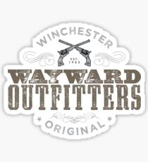Wayward Outfitters Sticker
