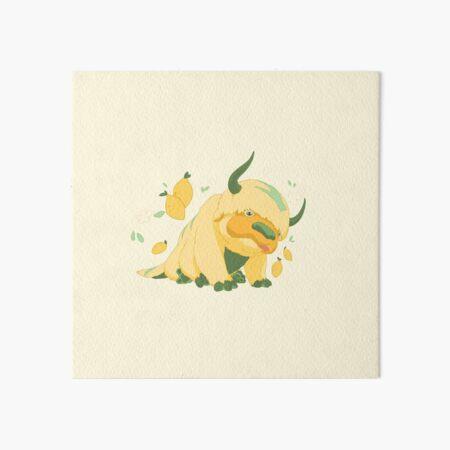 Lemon Appa  Art Board Print
