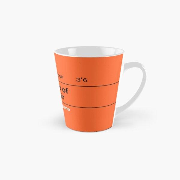 THE END OF THE AFFAIR (ORIGINAL DESIGN) Tall Mug