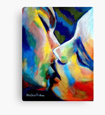 """Oneness"" Canvas Print"