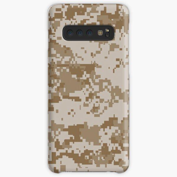Digitale Wüste Camo Samsung Galaxy Leichte Hülle