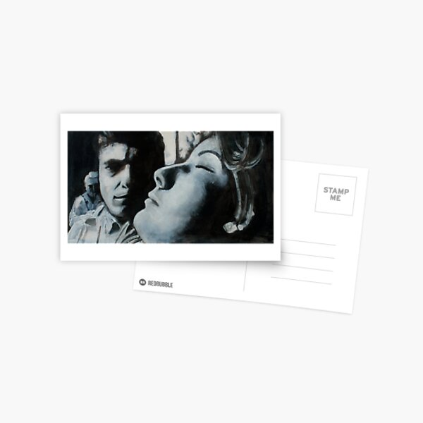 La Jetee Postcard