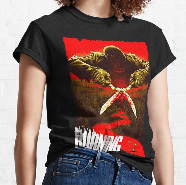 The Burning Horror Movie Classic T-Shirt