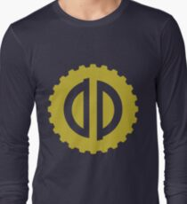 Dieselpunk Gear Long Sleeve T-Shirt