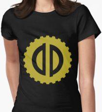 Dieselpunk Gear Womens Fitted T-Shirt