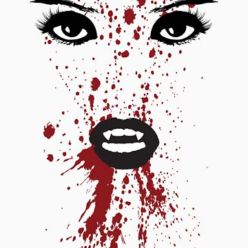 Vampire Splatter by johnpicha