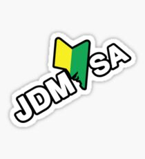 JDMSA 2 Sticker