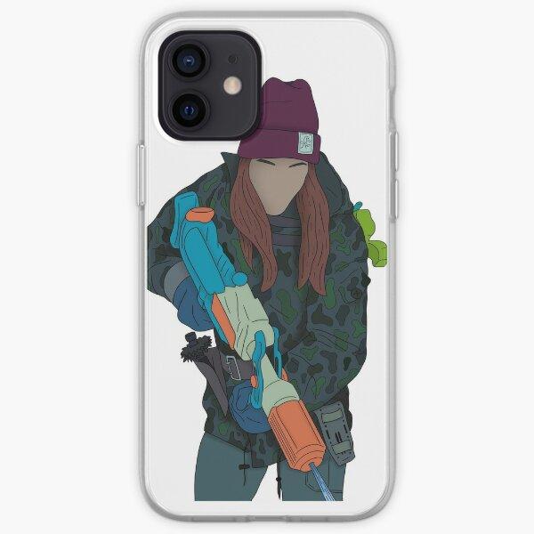 Nicole Haught Water Pistol iPhone Soft Case