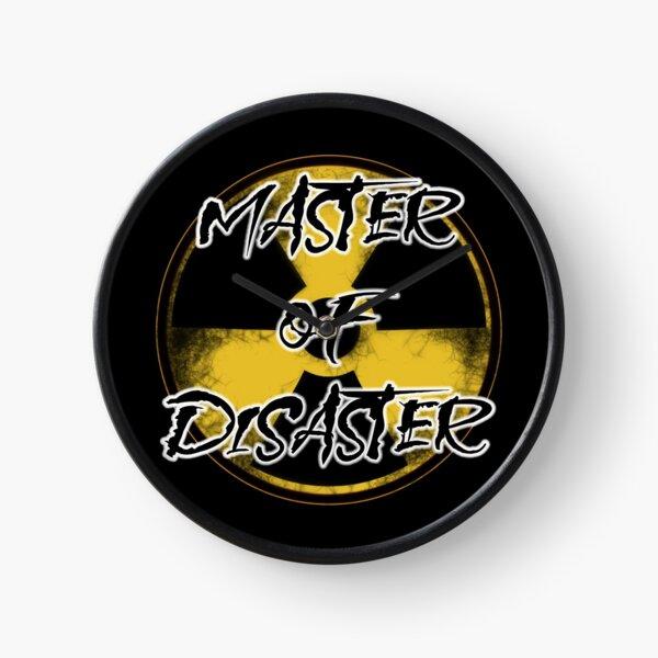 "Nuklearer ""Master of Disaster"" Uhr"