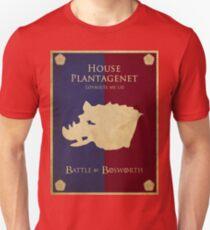 White Boar Thrones Unisex T-Shirt
