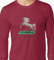 Unicorn - I am unique Long Sleeve T-Shirt