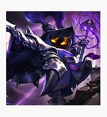 Veigar  Photographic Print