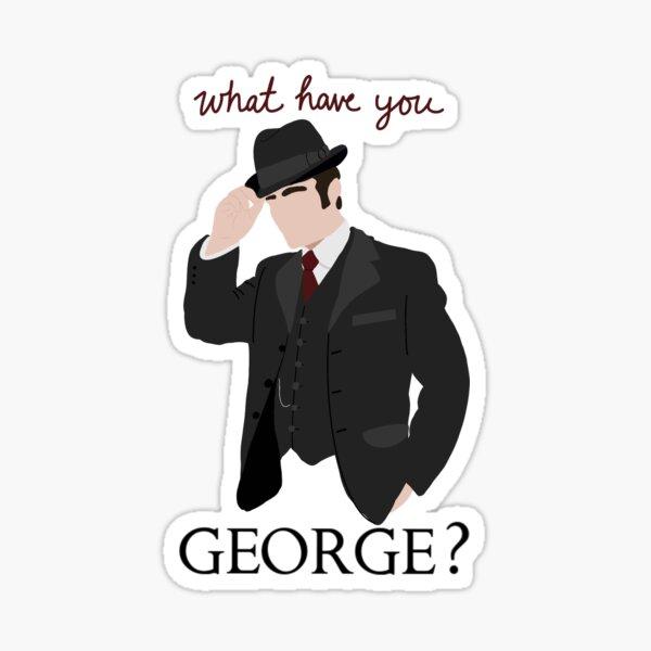 Murdoch Geheimnisse Sticker