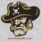 Pirates Head by PiratesBC