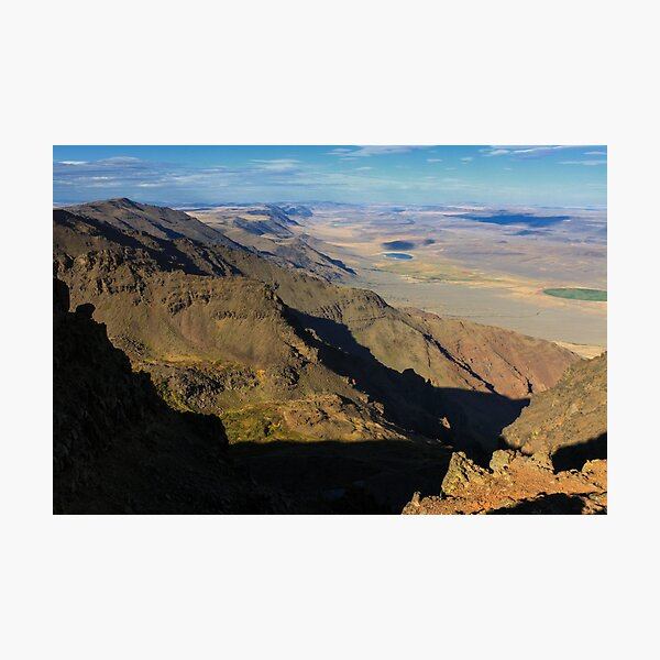 Steens Mountain, Oregon Photographic Print