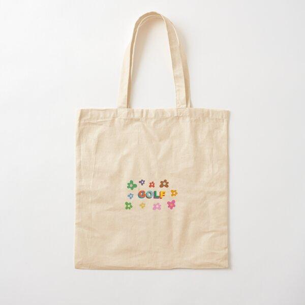 Golf sticker pack Cotton Tote Bag