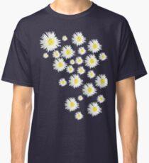 White Flower - daisy like Classic T-Shirt