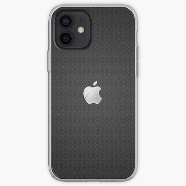 Apple iphone & ipad cubierta negra Funda blanda para iPhone