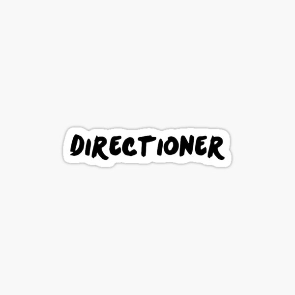 Directioner Sticker Sticker