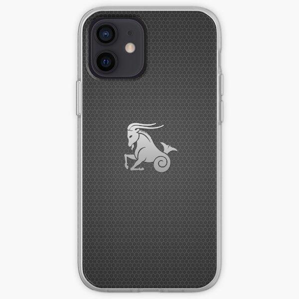 Capricorn Metal iPhone & iPad case iPhone Soft Case