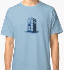 Tardis - Dr Who Classic T-Shirt