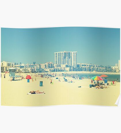 Coastal Living Poster