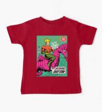 Post-Punk Heroes | Aqua Baby Tee