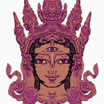 The Inner Goddess by svahha