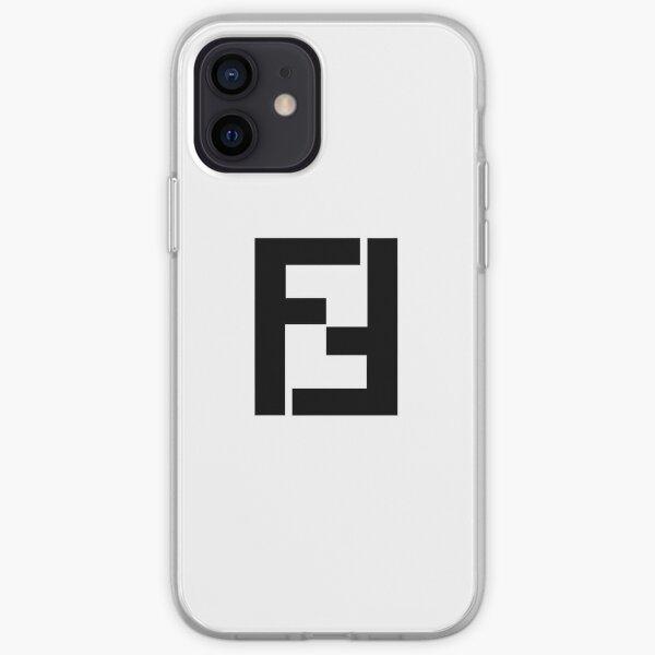 Fendi Funda blanda para iPhone