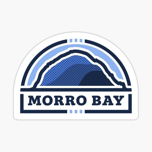 222. Morro Bay, CA Sticker