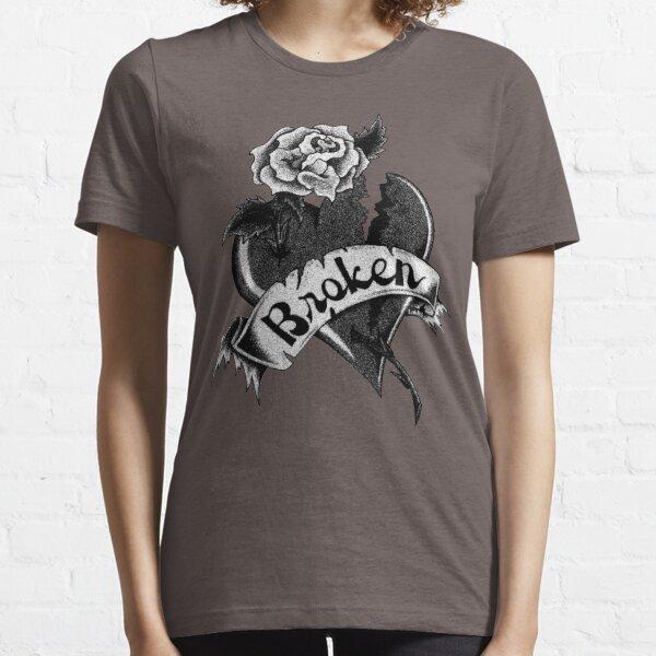 Broken Essential T-Shirt