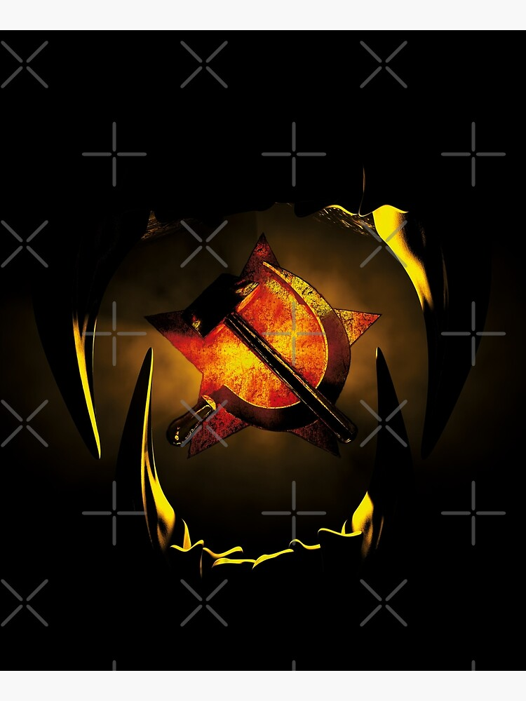 hammer and sickle by cglightNing