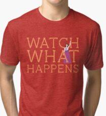 Newsies: Watch What Happens Tri-blend T-Shirt