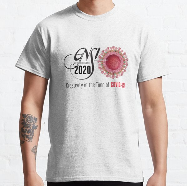 2020 Virtual Conference Logo Classic T-Shirt