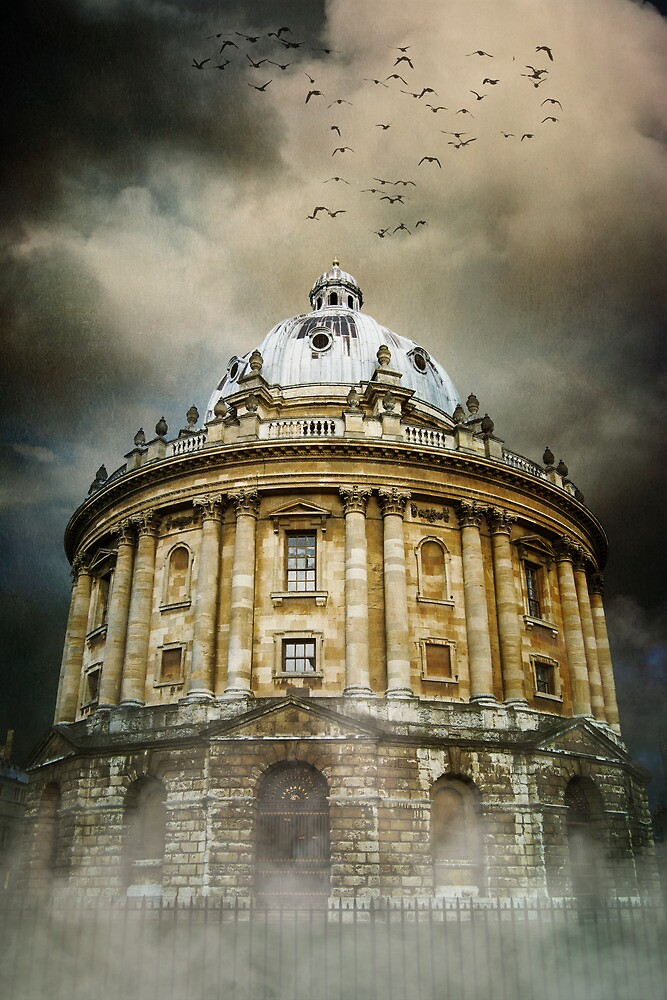 Radcliffe Camera by ajgosling