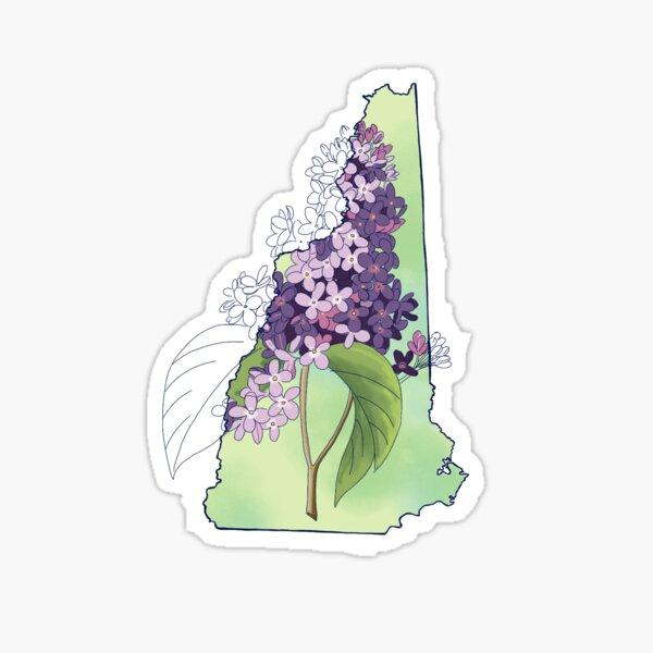 New Hampshire Sticker