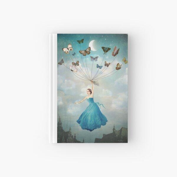 Leaving Wonderland  Hardcover Journal