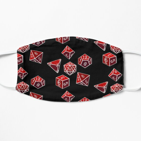 Dice of Power Flat Mask