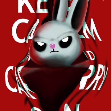 Keep Calm and Run from Angel by Ryolo