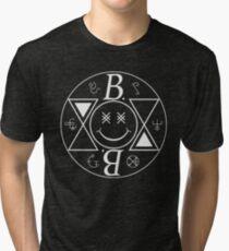 Bromance Records - Logo Tri-blend T-Shirt