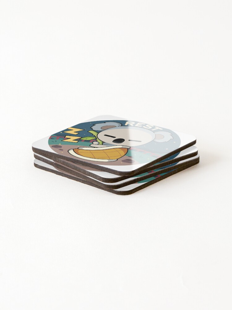 Alternate view of Rest 2 Coasters (Set of 4)