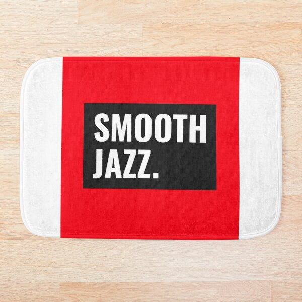 TheCoffeeCupLife: Smooth Jazz Bath Mat