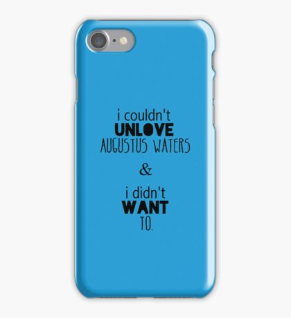 I couldnt iPhone Case/Skin