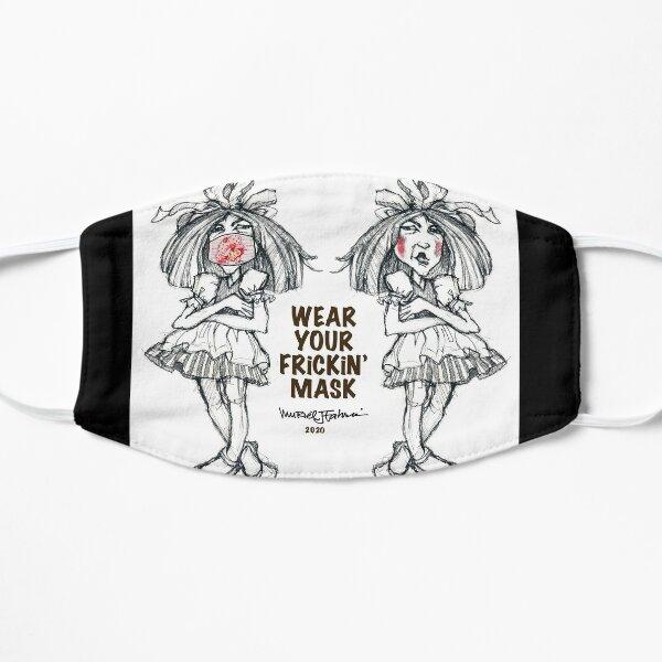 Wear Your Frickin Mask #2 Evil Lynn and twin Eviler Lynn Mask