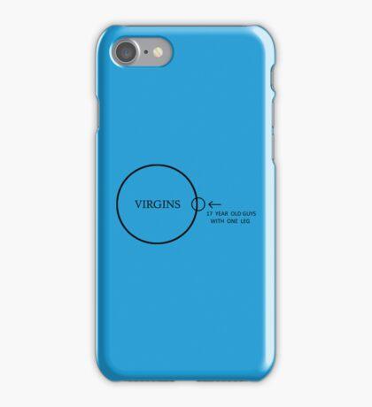 Virgin iPhone Case/Skin