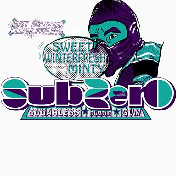 Sub-Zero Winterfresh Minty  by petitnicolas