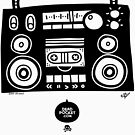 Boomboombox by Will Wood