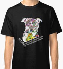 Pitbull BSL White Classic T-Shirt