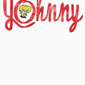 Action Johnny by JKTees