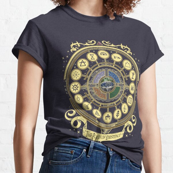 The Planes of Existence  Classic T-Shirt